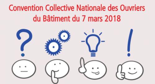 Conventions Collectives Nationales Des Ouvriers Du Batiment Du 7